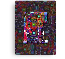 """Xbox Boards""© Canvas Print"