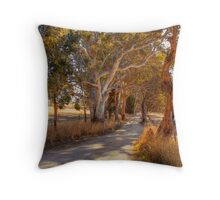 Woodside II, The Adelaide Hills, SA Throw Pillow