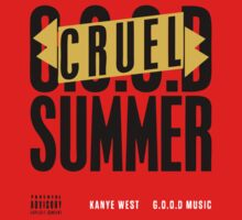 G.O.O.D Music Cruel Summer by hunekune