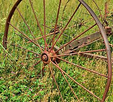 The Wheel by Mark Cooper