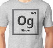 Original Ginger (Element) Unisex T-Shirt