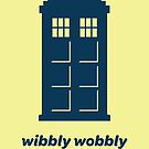 DW - Wibbly Wobbly Timey Wimey by MikeZuniga