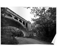 Four Arches Poster