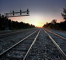 Sunrise XI by Mark Cooper
