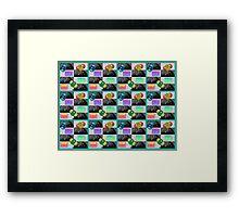 """""""Sheldon Wears Atmospheric CO2""""© Framed Print"""