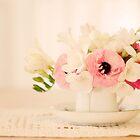 I Must Have Flowers, Always, and Always.... by Carol Knudsen