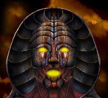 The Necromancer 001 by Karl David Hill
