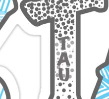 ZTA-aztec Sticker