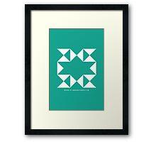 Design 191 Framed Print