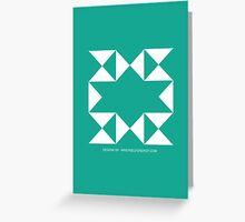 Design 191 Greeting Card