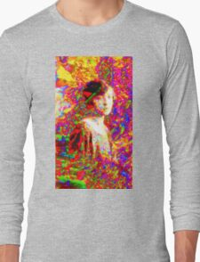 Psychedelic Dreamings Long Sleeve T-Shirt