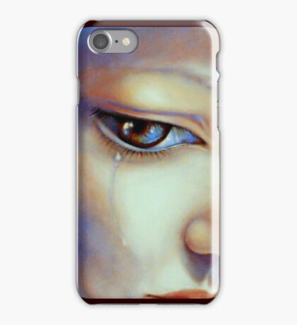 Original Art Work Inspired By Gustav Klimt, Brett Whitely & Alphonse Mucha iphone 4 4s, iPhone 3Gs, iPod Touch 4g case. iPhone Case/Skin