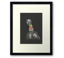 Don't Look Now Framed Print