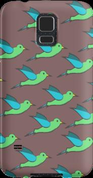 Cute Birds by aureliescour