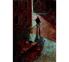 Altered, Mitre Square Murder Photographic Print