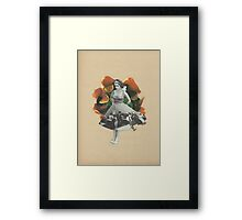 It's Now or Never Framed Print