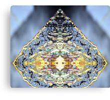 The Crystal Canvas Print