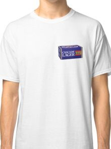 cascade larger Classic T-Shirt