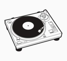 Turntable by Kyle Marno