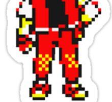 Pokemon Trainer Red  Sticker