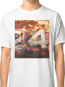 Patina Graphic Shirt 3 Classic T-Shirt