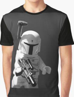 Mandalorian Hustle Graphic T-Shirt