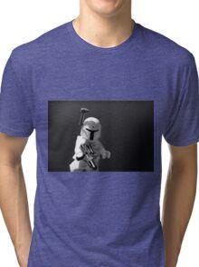 Mandalorian Hustle Tri-blend T-Shirt
