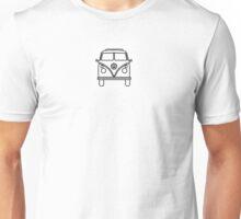 VW Wagon Front* Unisex T-Shirt