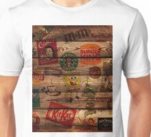 WOODEN WALL OF BRANDs Unisex T-Shirt