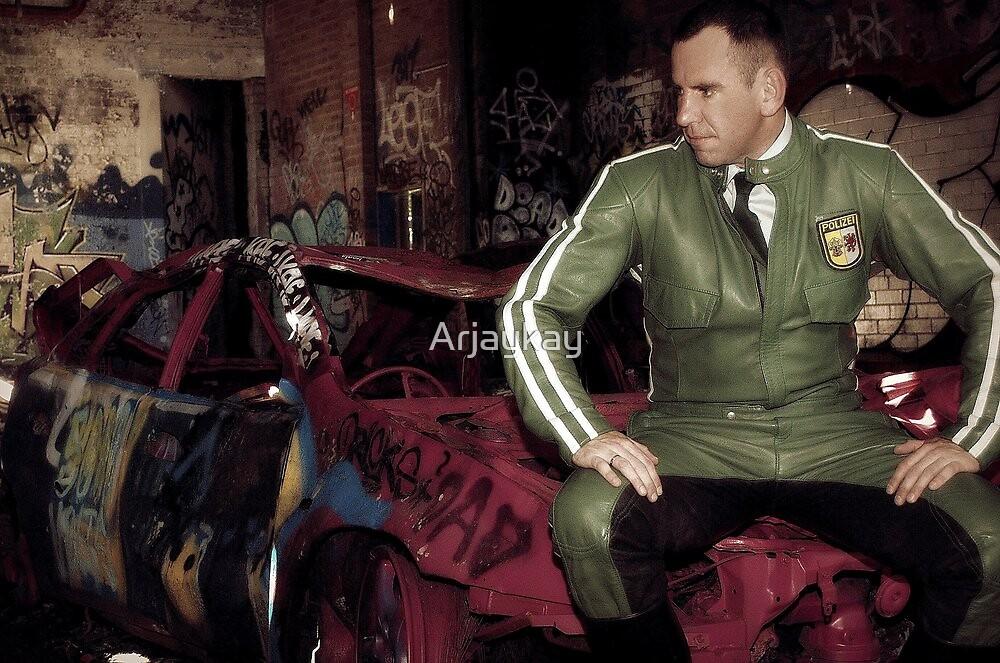 Uniform by Robert Knapman
