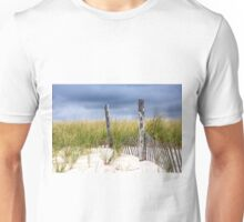 Winter Beach Unisex T-Shirt