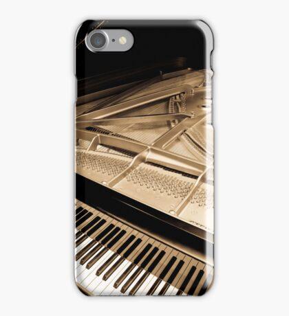 Grand Concert Piano iPhone Case/Skin
