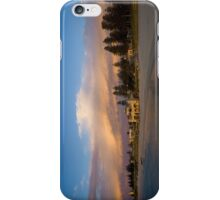Fiery Sky iPhone Case/Skin