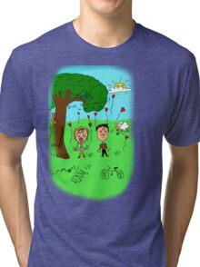 Summer wine Tri-blend T-Shirt