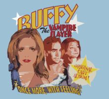 Btvs Once More With Feeling One Piece - Short Sleeve