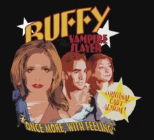 Btvs Once More With Feeling Baby Tee