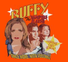 Btvs Once More With Feeling Kids Tee