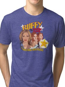Btvs Once More With Feeling Tri-blend T-Shirt