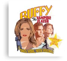 Btvs Once More With Feeling Metal Print