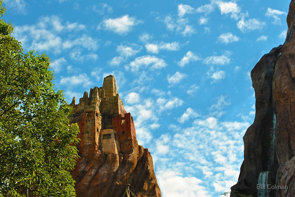 Castle In The Clouds by Bill Colman