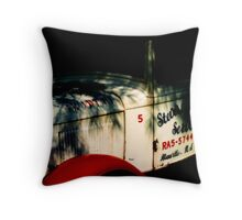 A Vintage Ford Truck Throw Pillow