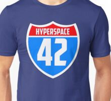 Hyperspace 42 Unisex T-Shirt