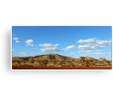 Tom Price Landscape Canvas Print