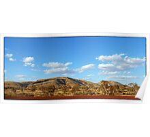 Tom Price Landscape Poster