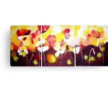 Oil Painting 100% hand made Canvas Print