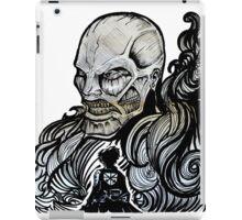 Colossal Titan's Appearance iPad Case/Skin