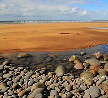 Rocks Sand & Sea by Paul Bettison