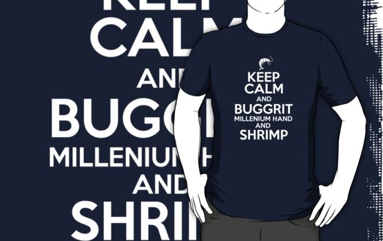 Discworld - Keep Calm and Buggrit v.2 by PaulRoberts
