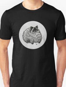 Big Fluffy Cat T-Shirt