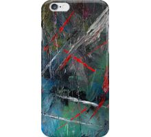 Blood and Rain iPhone Case/Skin